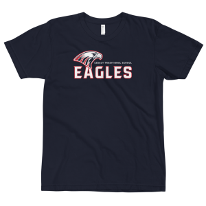 LTS Casa Grande Eagles Navy T-shirt 2020